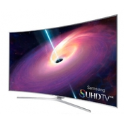 Samsung 4K SUHD JS9000 Series Curved Smart
