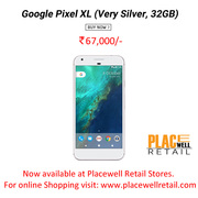 Google Pixel XL (Very Silver,  32GB) Mobile Best Price in Siliguri