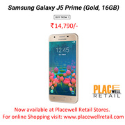 Buy Samsung Galaxy J5 Prime (Gold,  16GB) Best Prices
