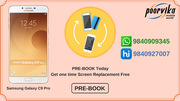 Samsung Galaxy C9 Pro - PRE BOOK on poovikamobiles