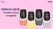 Nokia 3310 The icon is back rounded form,  updated On poorvikamobile