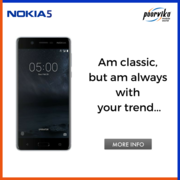 Nokia 5 price in india on poorvika