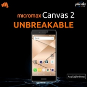 Poorvika mobiles has established the new micromax canvas 2 on 2017
