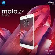 Latest Moto z2 play mobiles now available on Poorvikamobiles