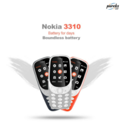 Nokia 3310 mobile has been re-entered in poorvika mobiles