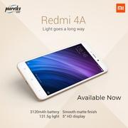 Buy Xiaomi Redmi 4A mobile online on Poorvikamobile