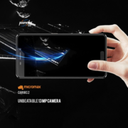 Latest Micromax canvas 2 mobile now at poorvika mobiles