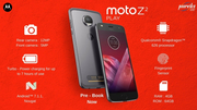 Attractive MOTO Z2 Play Shop now at Poorvika mobiles