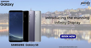 Samsung Galaxy S8 is latest smartphone launched in India @poorvika