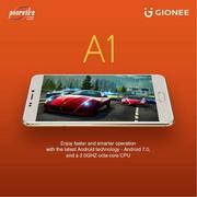 Gionee A1 Best selfie smartphone on 2017 in Poorvika
