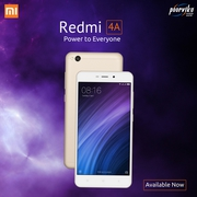 Xiaomi Redmi 4A price in India @Poorvikamobiles