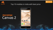 Micromax Canvas 2 Q4310 at Poorvika mobiles