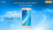 Latest mobiles under 10000 in poorvikamobiles - Vivo Y53