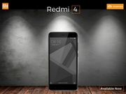 Xiaomi Redmi4 the new budget smartphone on Poorvikamobiles
