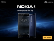 New Powerfull Nokia 5 now available only on Poorvikamobiles