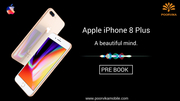 Apple mobile phone iPhone 8 Plus available on Poorvikamobile