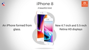 Apple iphone 8 & 8 Plus mobile phone available only on poorvikamobile