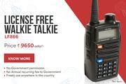 TalkPro launches license free Walkie Talkie in Chhattisgarh