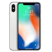 2018 iPhone X 256GB Silver Unlocked Phone