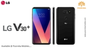 Inspire creativity LG V30+ now available at Poorvika Mobiles